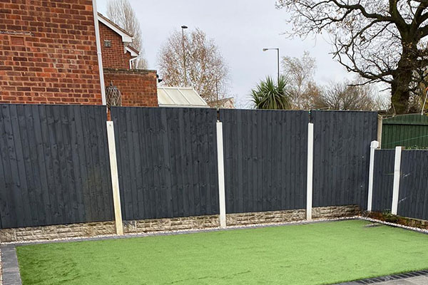 Dark fencing
